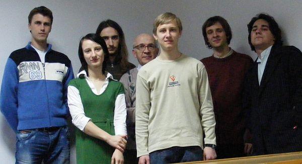 O parte dintre participantii la Internet Olympiad 2008
