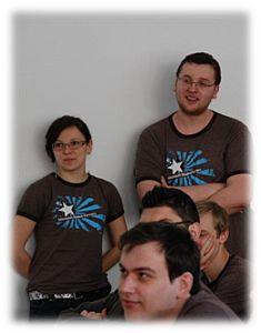 Microsoft Student Partners: Oana Nițu și Tudor Cristea