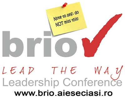 BRIO: Lead the way