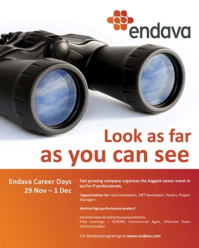 Endava Career Days