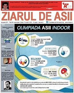 Ziarul de ASII (ianuarie 2011)