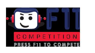 Sigla concursului F11 Competition