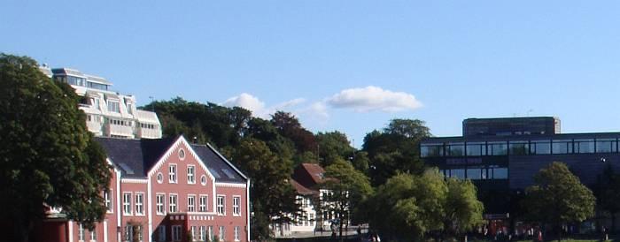 FII student Erasmus în Norvegia