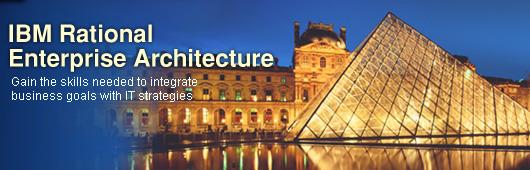 IBM Rational Enterprise Architecture