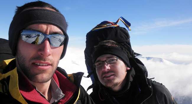 Expediția Lenin 2011: Paul Diac și Lucian Roșu