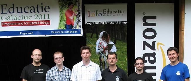 Absolvenți și studenți FII în juriul InfoEducație 2011